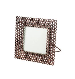 Ten Thousand Villages Recycled Hex Nuts Frame