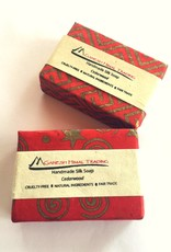 Cedarwood Silk Soap