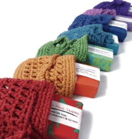 Crocheted Soap Cozy