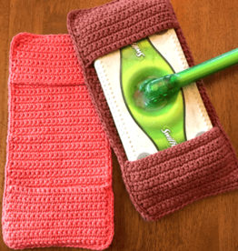 Knit Cotton Mop Pad