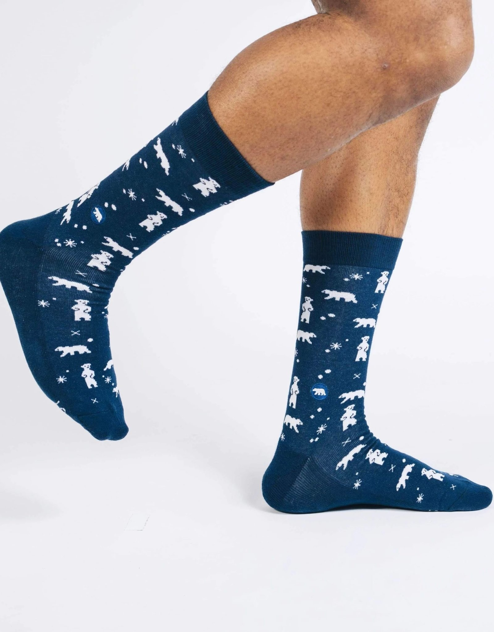 Socks that Protect the Arctic