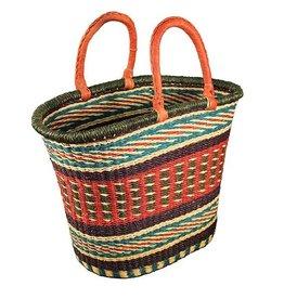 V-shape Oval Basket