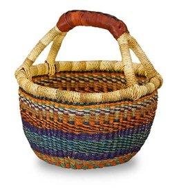 Large Mini Round Basket