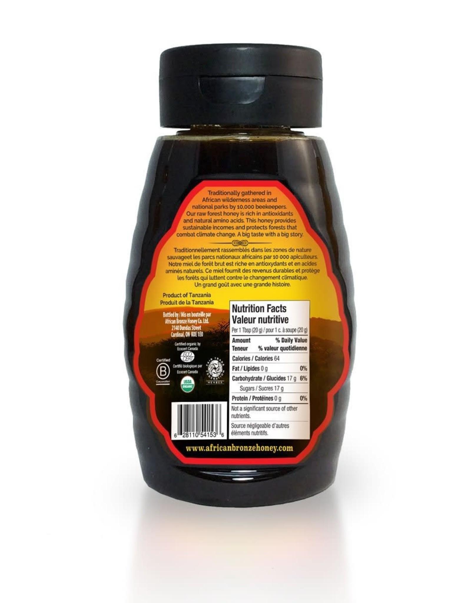 African Bronze Honey African Forest Honey Summer Harvest 500 g