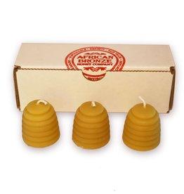 Beehive Candle Gift Set
