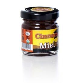 African Bronze Honey Cinnamon & Honey Mini Jar