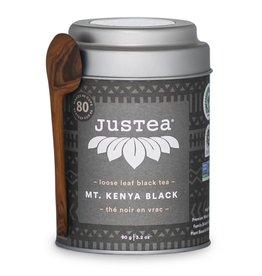 Justea Mount Kenya Black Tin