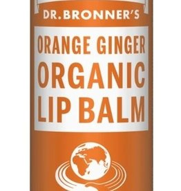 Orange/Ginger Organic Lip Balm