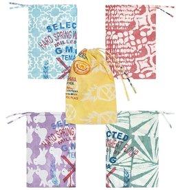 Global Mamas Eco Flour Sack Bag - Small