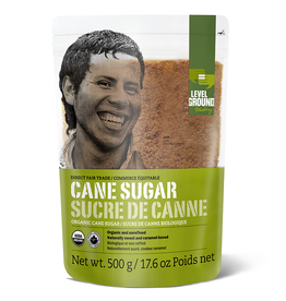 Level Ground Organic Raw Cane Sugar
