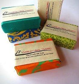 Ganesh Himal Silk Soap