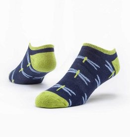 Maggie's Organics Organic Cotton Footie Socks - Biodiversity