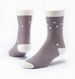 Maggie's Organics Organic Wool Snuggle Socks