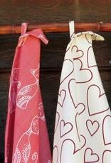 Assorted Silkscreen Kitchen Dishtowel