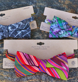 Lucia's Imports Ikat Bowtie