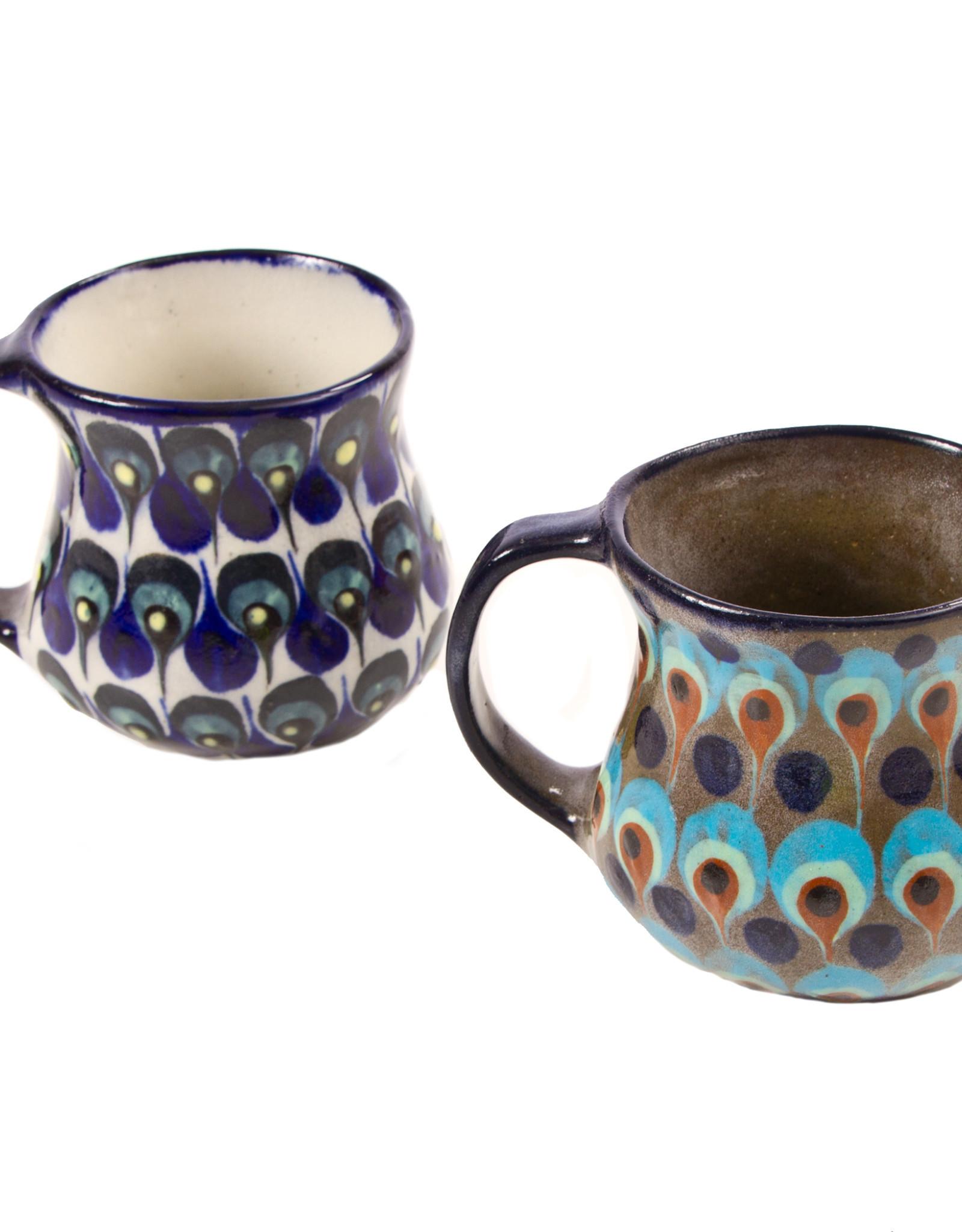 Lucia's Imports San Antonio Palopo Coffee Cup
