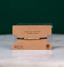 Lucia's Imports String Charm Bracelets