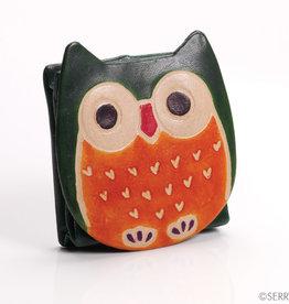 Serrv Owl Coin Purse
