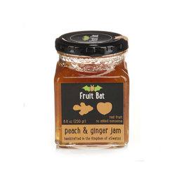 Serrv Peach & Ginger Jam