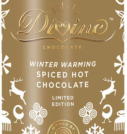 Divine Chocolate Spiced Drinking Chocolate