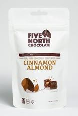 Five North Chocolate Cinnamon Almond Chocolate Snack