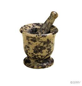Serrv Gorara Mortar & Pestle