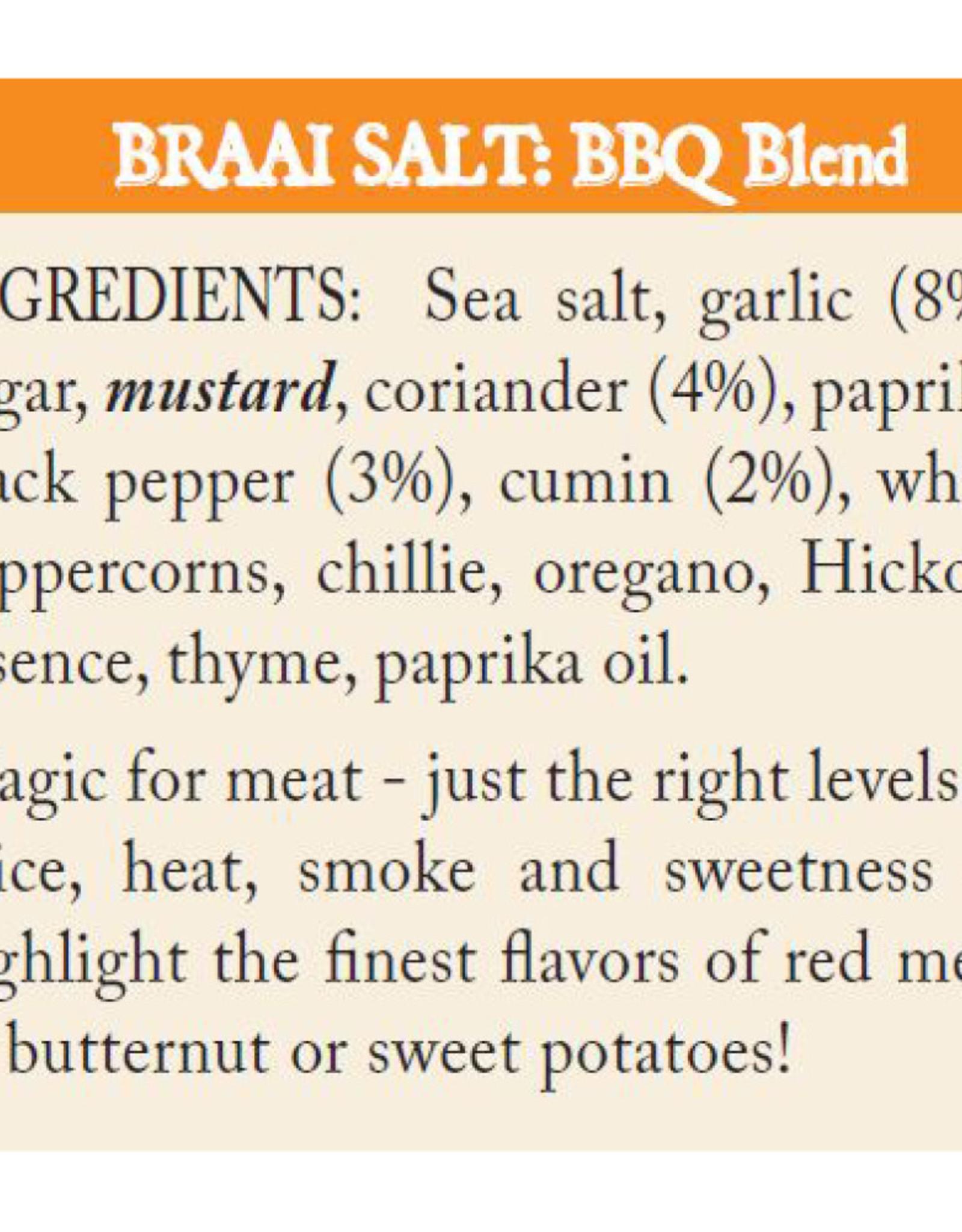 Serrv Braai Salt Blend