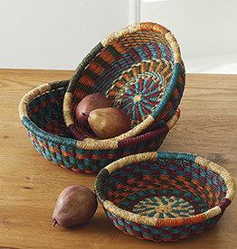Serrv Nesting Spoke Baskets