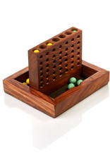 Serrv Tabletop Find Four Game