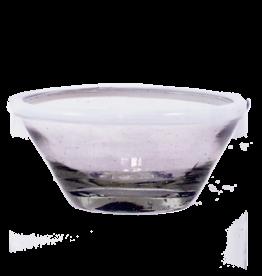 Sobremesa Tiny White Rim Bowl