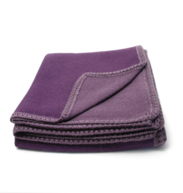 Sobremesa Plum Alpaca Throw