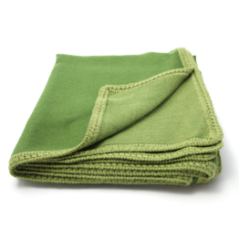Sobremesa Green Alpaca Throw