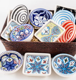 Sobremesa Small Ceramic Bowl Assorted