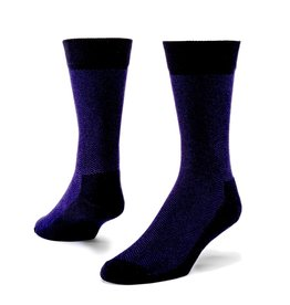 Maggie's Organics Organic Cotton Cushion Dress Socks