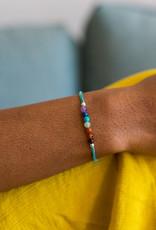 Lucia's Imports Chakra Bracelet