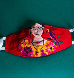 Lucia's Imports Frida Face Mask