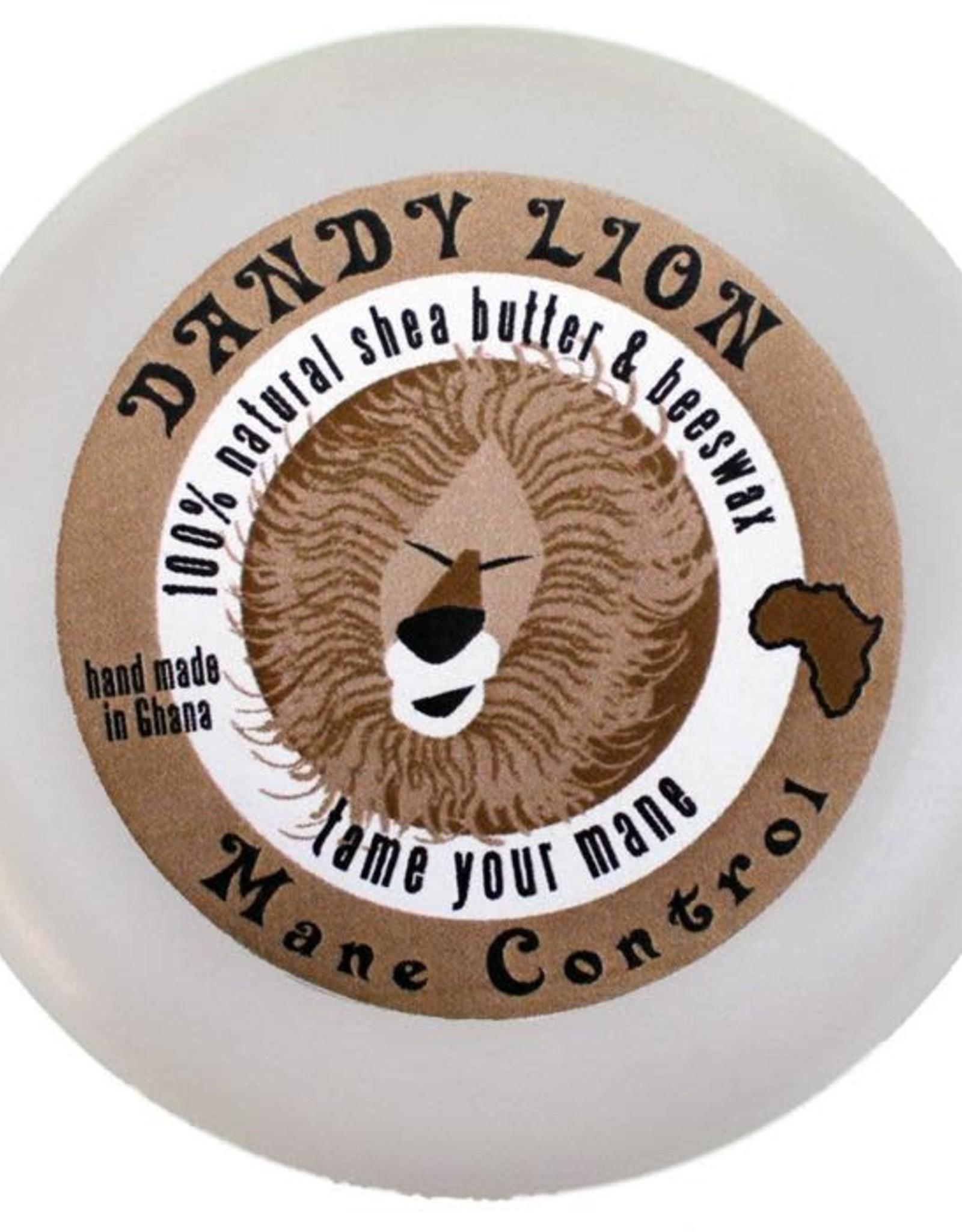 Global Mamas Bath + Body Dandy Lion Mane Control - Unscented