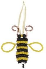 Beaded Bee Ornament