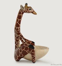 Yoga Giraffe Bowl