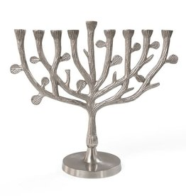 Ten Thousand Villages Tree of Life Menorah
