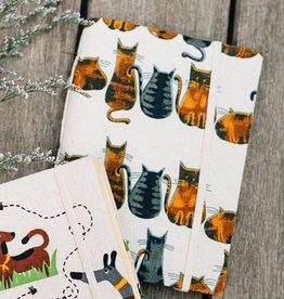 Ten Thousand Villages Cats About It Journal