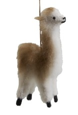Ten Thousand Villages Baby Vicuna Ornament