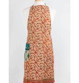 Upcycled Sari Apron