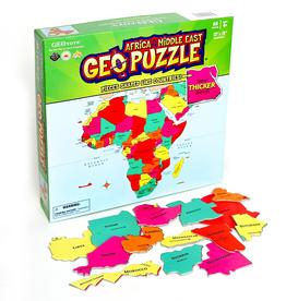 Geotoys GeoPuzzle Africa