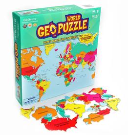 Geotoys GeoPuzzle World