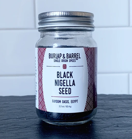 Burlap & Barrel Black Nigella Seed