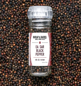 Burlap & Barrel Ea Sar Black Pepper