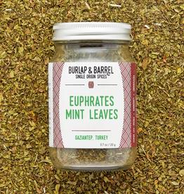Burlap & Barrel Euphrates Mint