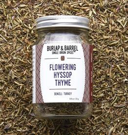 Burlap & Barrel Flowering Hyssop Thyme