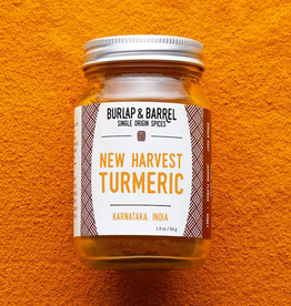 Burlap & Barrel New Harvest Turmeric